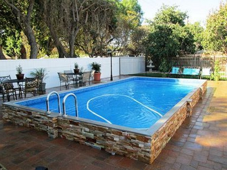 25 marvelous backyard pool ideas on a budget - Backyard pool ideas on a budget ...
