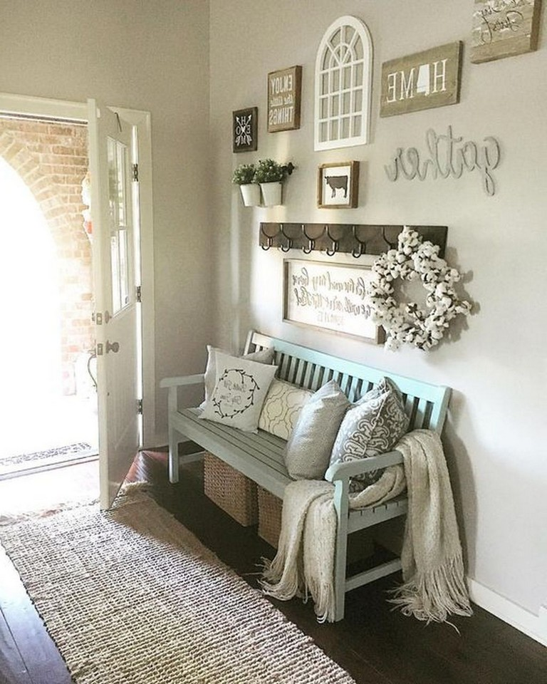 Cozy Farmhouse Living Room Decor Ideas 53: 40+ Cozy Modern Farmhouse Apartment Living Room Decorating
