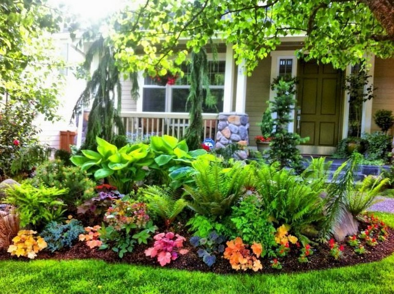 30 Wonderful Front Yard Landscaping Design Ideas