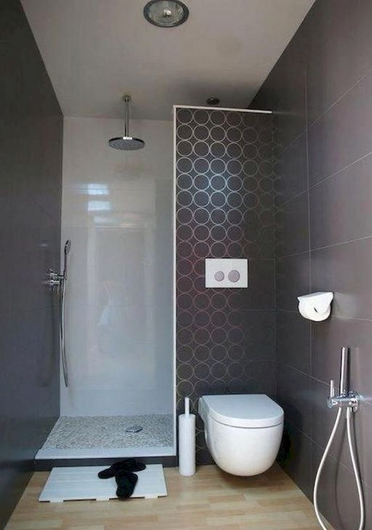 49 Cool Small Bathroom Remodeling On A Budget