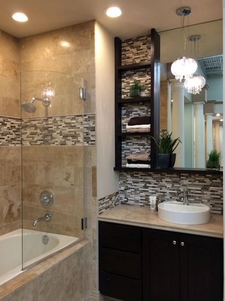 49 cool small bathroom remodeling on a budget  page 35 of 40